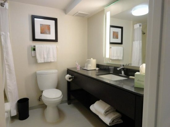 Wingate by Wyndham Los Angeles International Airport LAX: Bathroom