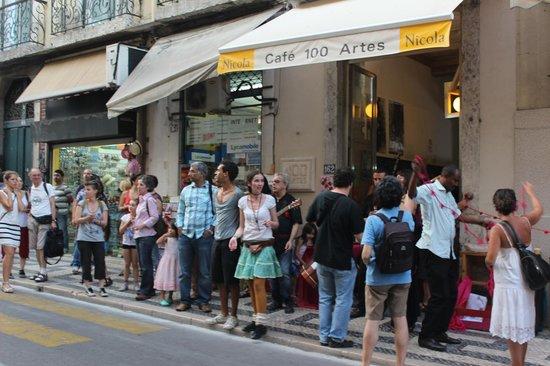 Cafe 100 Artes
