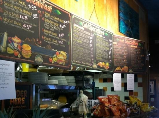 Kalapawai Cafe & Deli: Menu