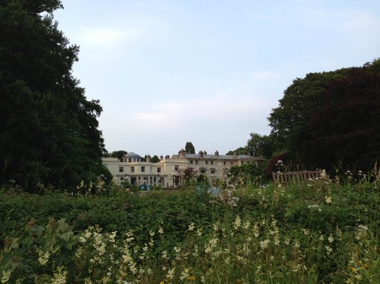 Storrs Hall: View from Lake Windermere