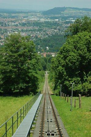 Gurten - Park im Grünen: Funicolare