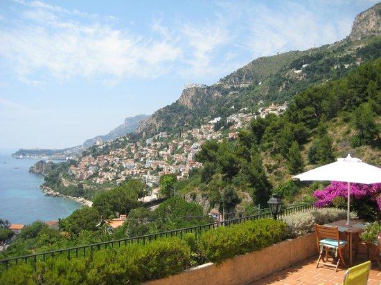 Villa La Quinta: View from terrace