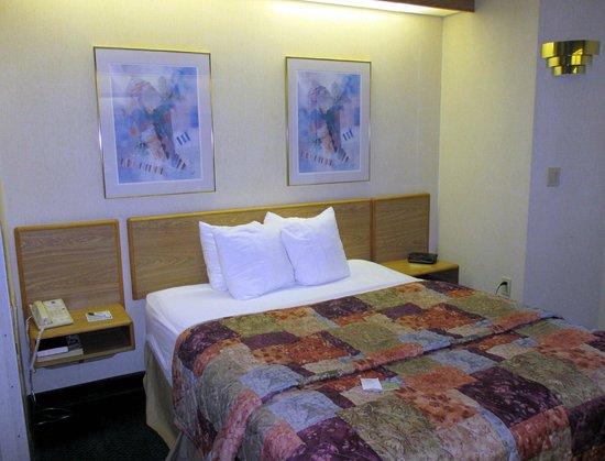 Baymont Inn & Suites Flat Rock: Room