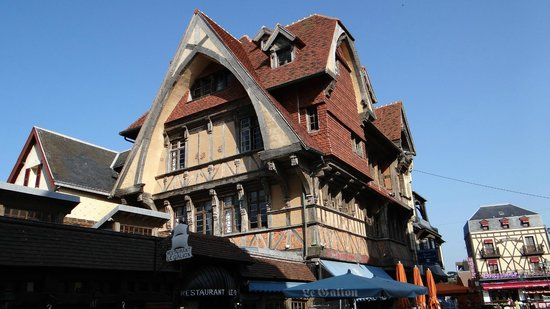 Hotel La Residence Manoir De La Salamandre : Vue extérieure de l'hôtel