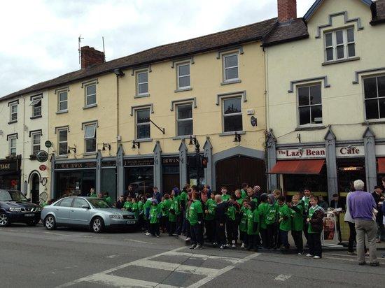 Cahir, Irland: Paddys Day 2013