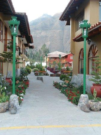 Hotel Mabey Urubamba: Naturaleza