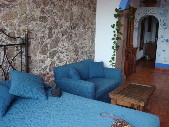 Hotel Mansion Virreyes: La habitaciòn master suite
