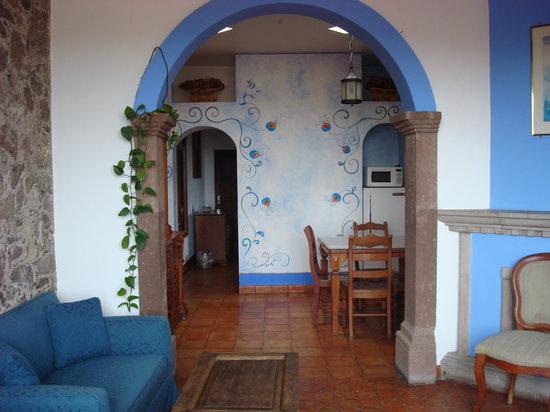 Hotel Mansion Virreyes: Hermosa habitaciòn