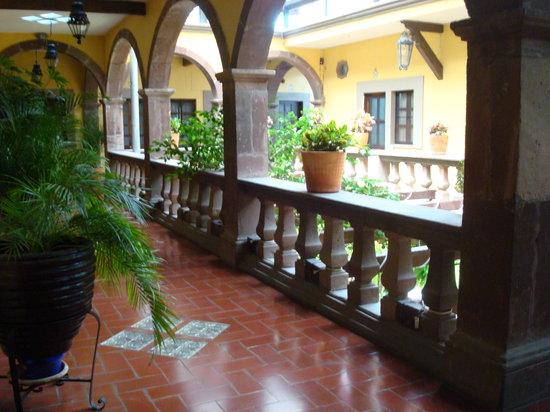 Hotel Mansion Virreyes: Divino