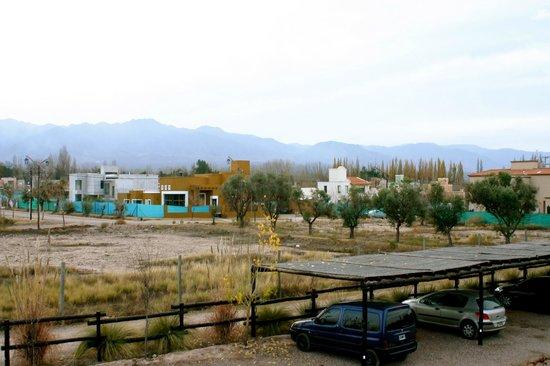 Villa Mansa Wine Hotel & Spa: los alrrededores desde el mirador