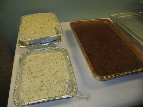 Famous Dave's: Side dishes