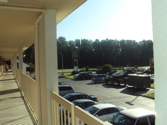 Baymont Inn & Suites Rocky Mount North Battleboro : Surroundings