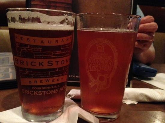 BrickStone Brewery: great brew