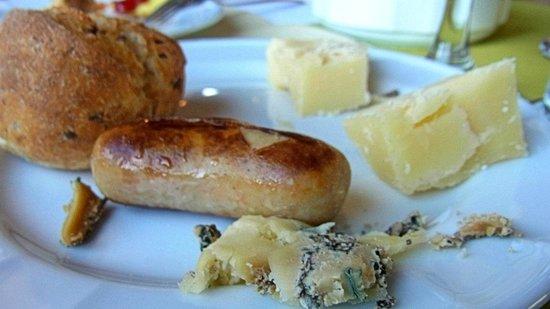 Riffelhaus 1853 : 朝食ブッフェ