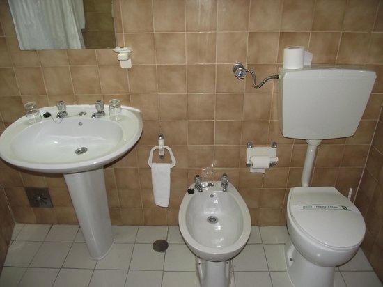 Fonte Luminosa: Banheiro