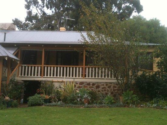 Possum Creek Lodge : The Apartment