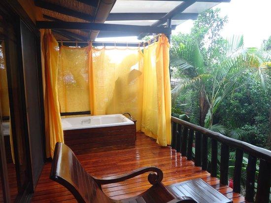 Nayara Hotel, Spa & Gardens: On our balcony