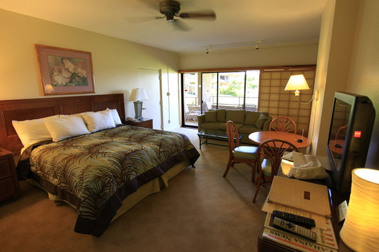 Napili Kai Beach Resort: Room 104