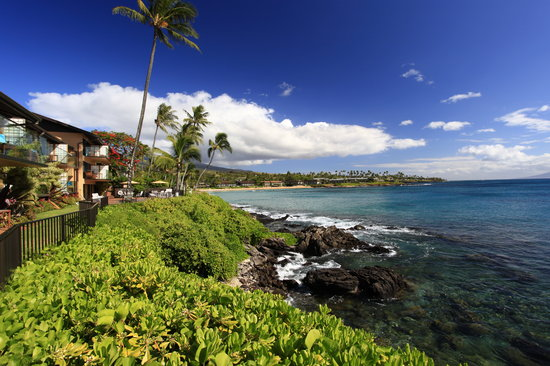 Napili Kai Beach Resort : It's so beautiful !