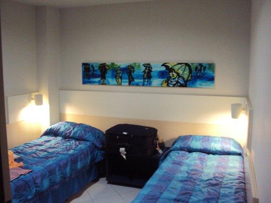 Ambassador Flat Hotel: Quarto n 2