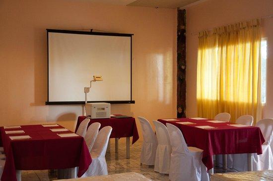 Santiago Bay Garden & Resort: conference held in paradise