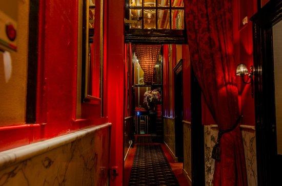The Toren : Hallway