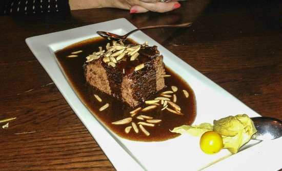 Restaurant Vlaming: Sticky Toffee Pudding