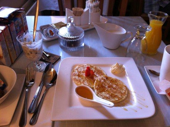 Almara House : Pancakes