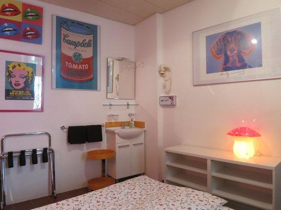 Hotel Giacometti: Room 7