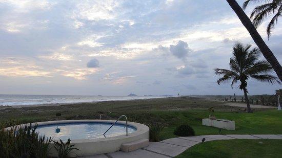 إستريلا ديل مار ريزورت مازاتلان: playa