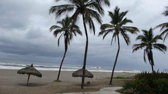 Estrella Del Mar Resort Mazatlan: playa