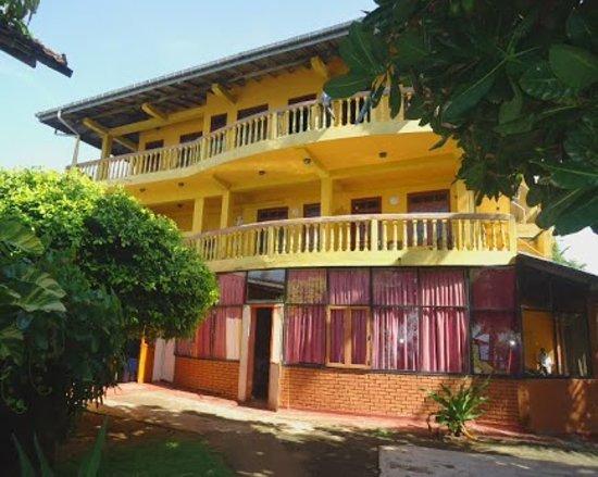 Shanthi Beach Resort: nice room