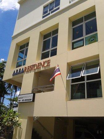 Area Residence Sathorn : facade