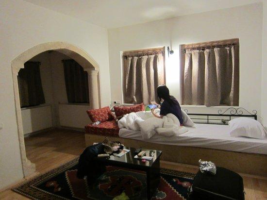 Heybe Hotel: Suite