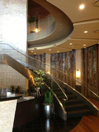 Hyatt Centric The Woodlands: Loby
