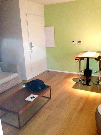 Hotel Vitrum : 2 AMBIENTES