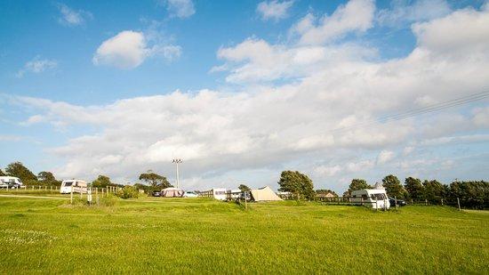 Penhale Caravan and Camping Park : General view
