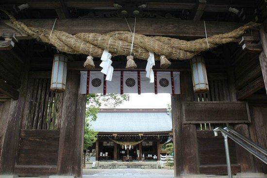 Kikuchi Shrine