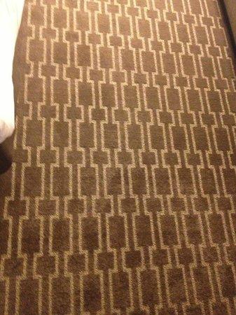 Hilton Atlanta Airport: Carpets