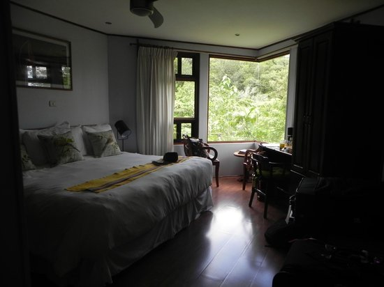 Monteverde Lodge & Gardens: Our room