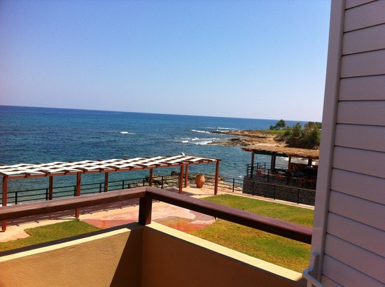 Nautica Hotel: View from room