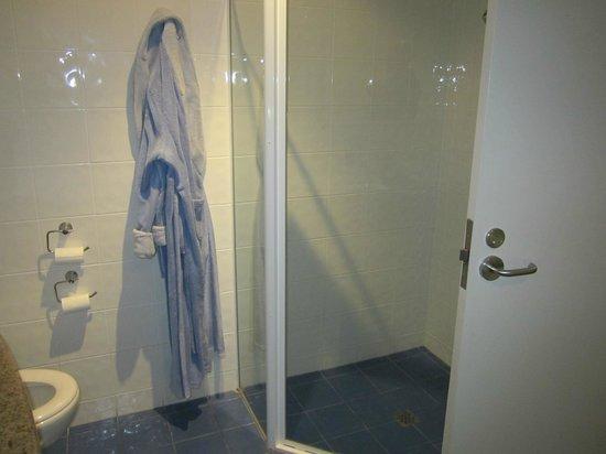 Edgewater: shower