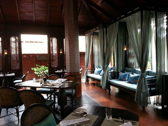 137 Pillars House Chiang Mai : The Lounge