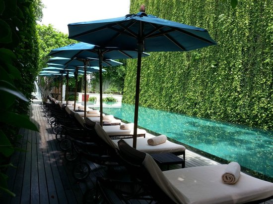 137 Pillars House Chiang Mai : Swimming Pool