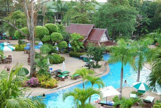 Green Park Resort: Отель Грин Парк