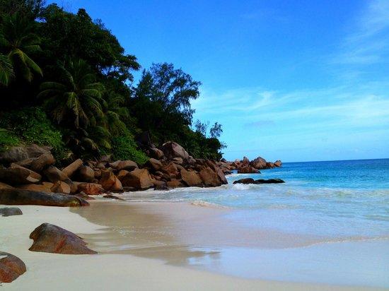 Anse Kerlan, Seychellerna: Het prachtige Anse Georgette