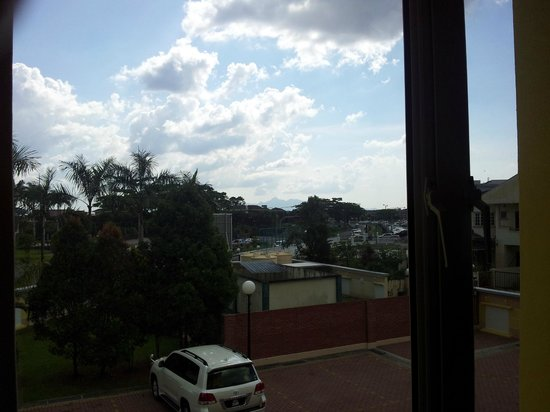 Jinhold Service Apartment: View of Kuching