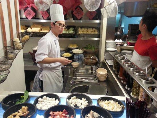 Shangri-La Hotel Kuala Lumpur: Restaurant