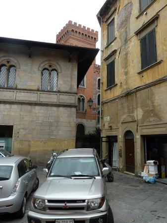 Pizzeria Il Montino : Acceso norte