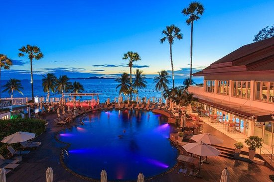 Pattaya Hotel With Private Pool